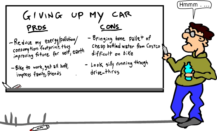 car pros and cons